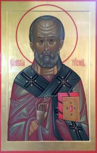 Свт. Николай, архиепископ Мир Ликийских, Чудотворец